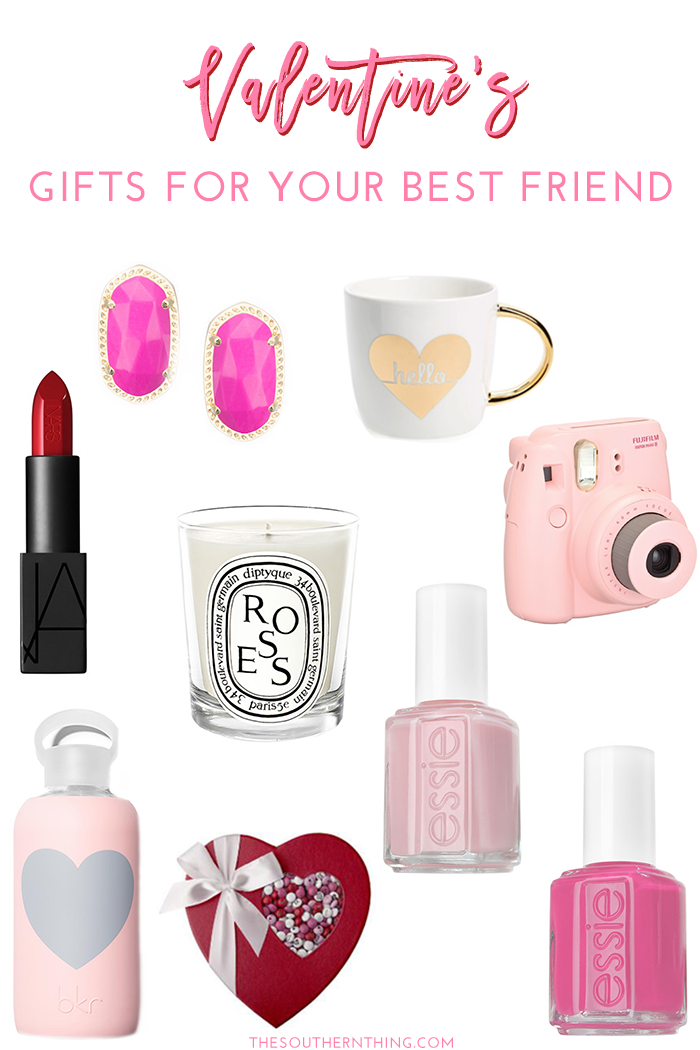 Valentine ideas for your best friend my web value for Best gift in valentines