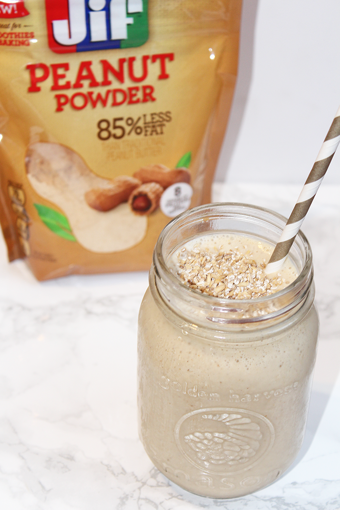 Peanut Butter Smoothie Recipe
