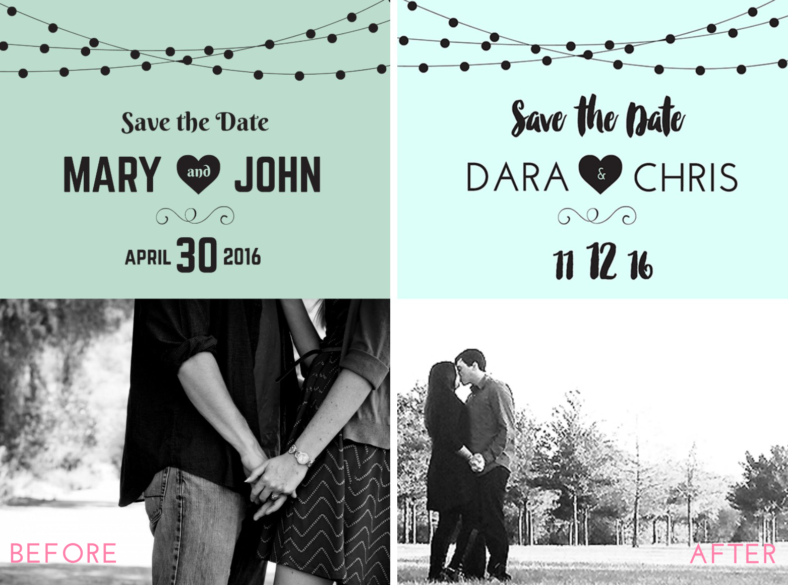 save the date templates diy save the date tutorial save the date templates