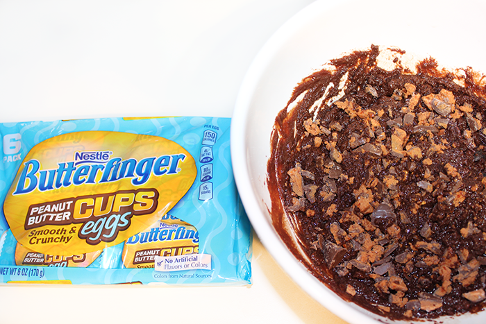 Butterfinger Truffle Eggs Recipe • The Southern Thing