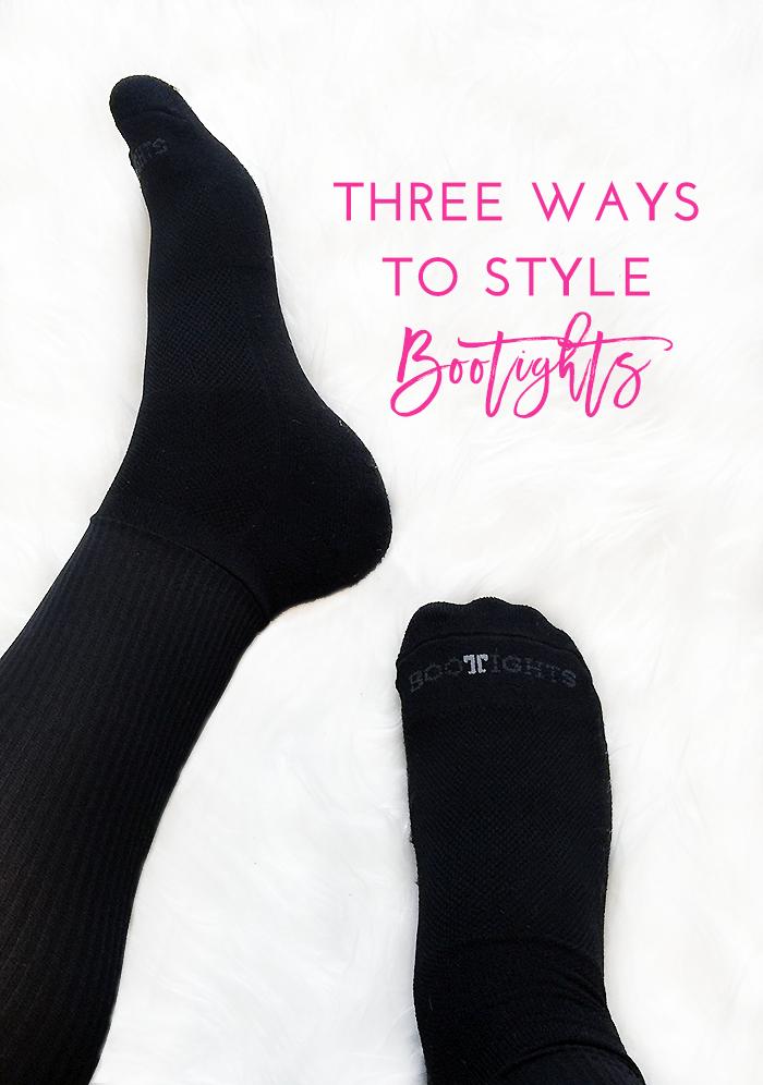 Three Ways to Style Bootights