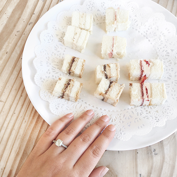 Engagement Sneak Peek + Wedding Update • The Southern Thing