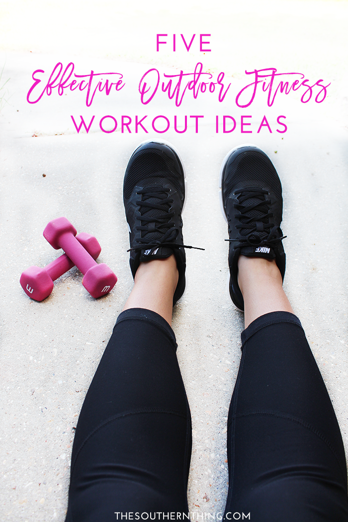 5 Effective Outdoor Fitness Workout Ideas