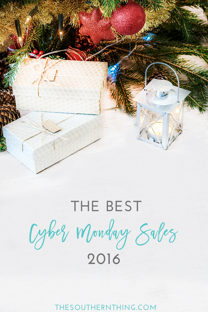 Best Cyber Monday Sales of 2016