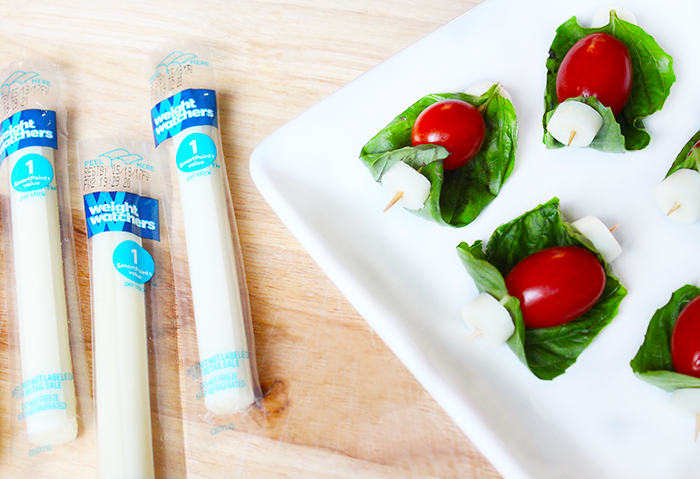 Caprese Salad Skewer Recipe Ideas