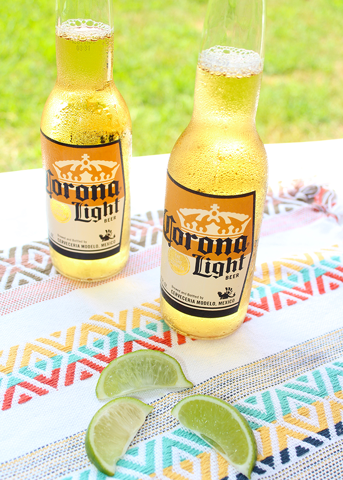 Corona Light Beer Cocktail