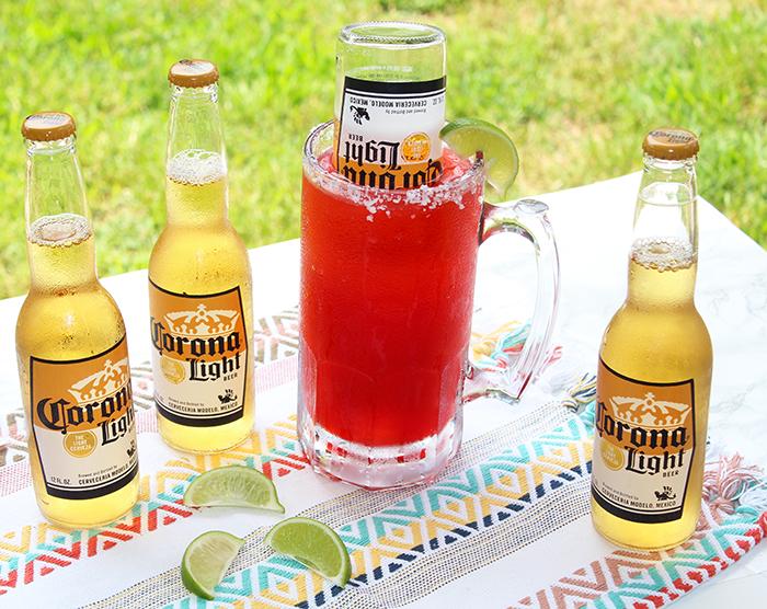 Corona Light Watermelon Beer Rita Recipe