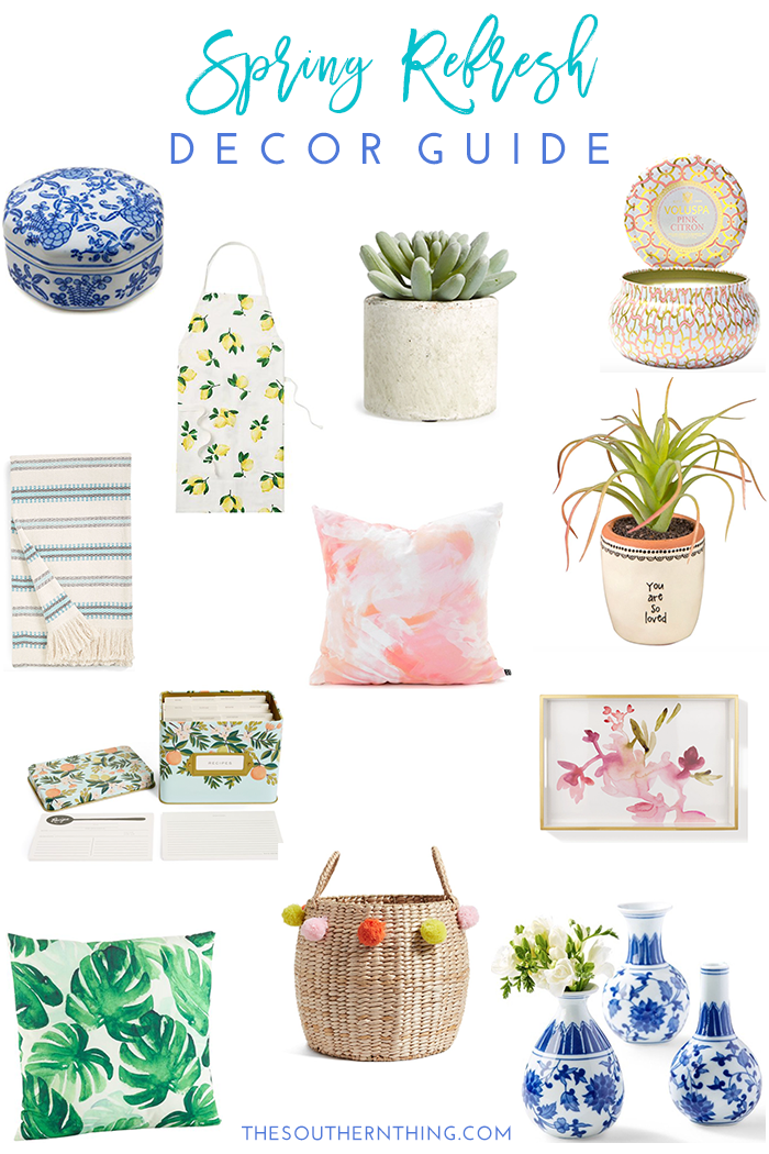 Spring Home Decor Guide Refresh Update Your Home For