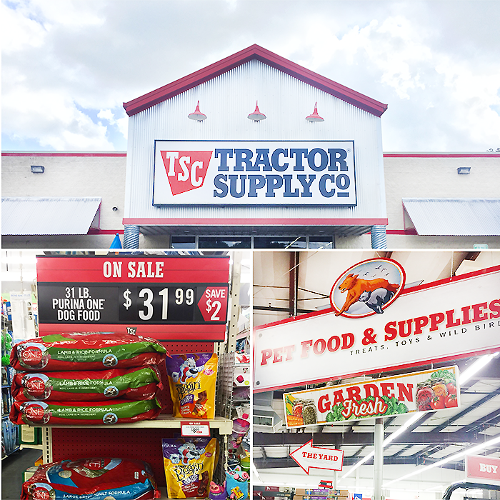 Tractor Supply Dog Food