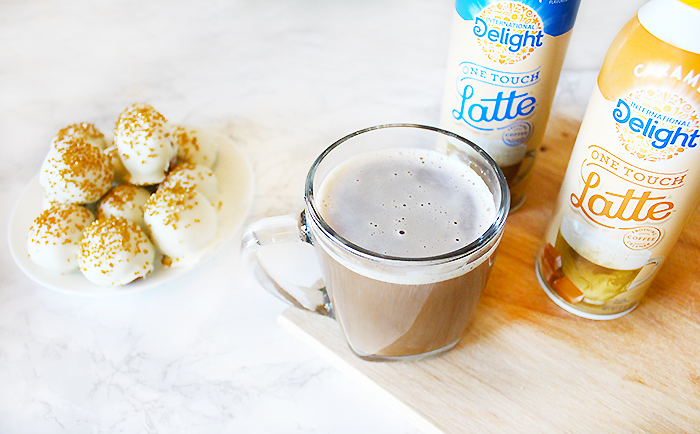 International Delight One Touch Latte