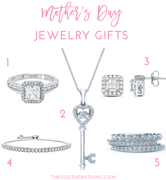 Mother's Day jewelry gift guide