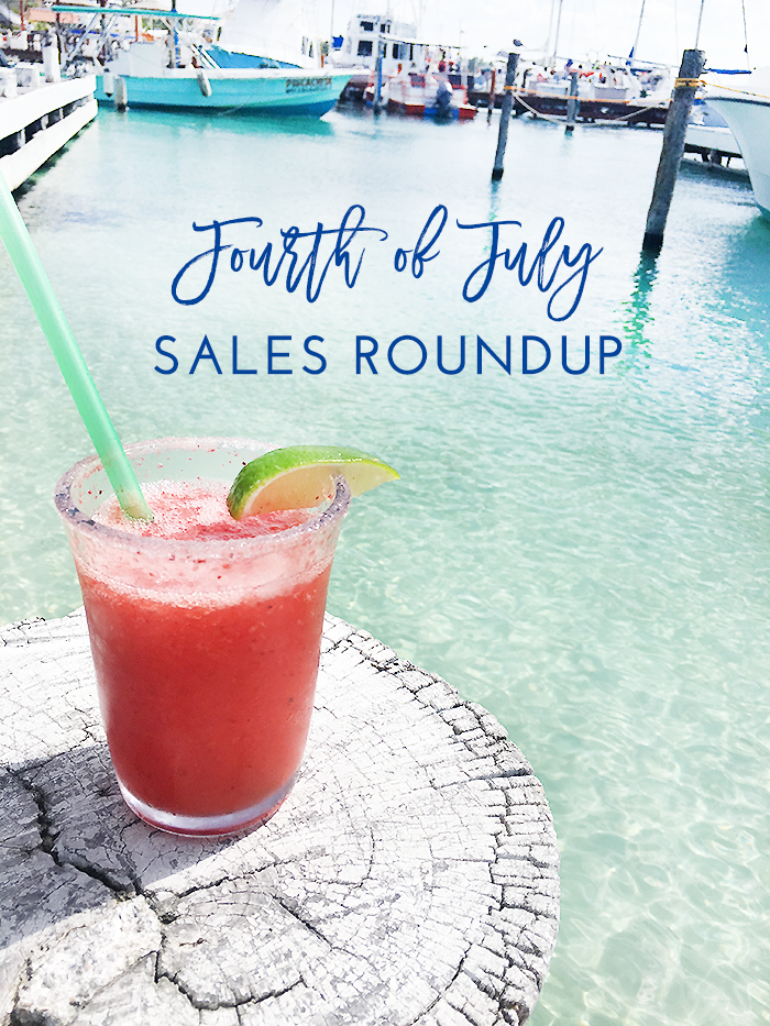 4th of July Sales Roundup