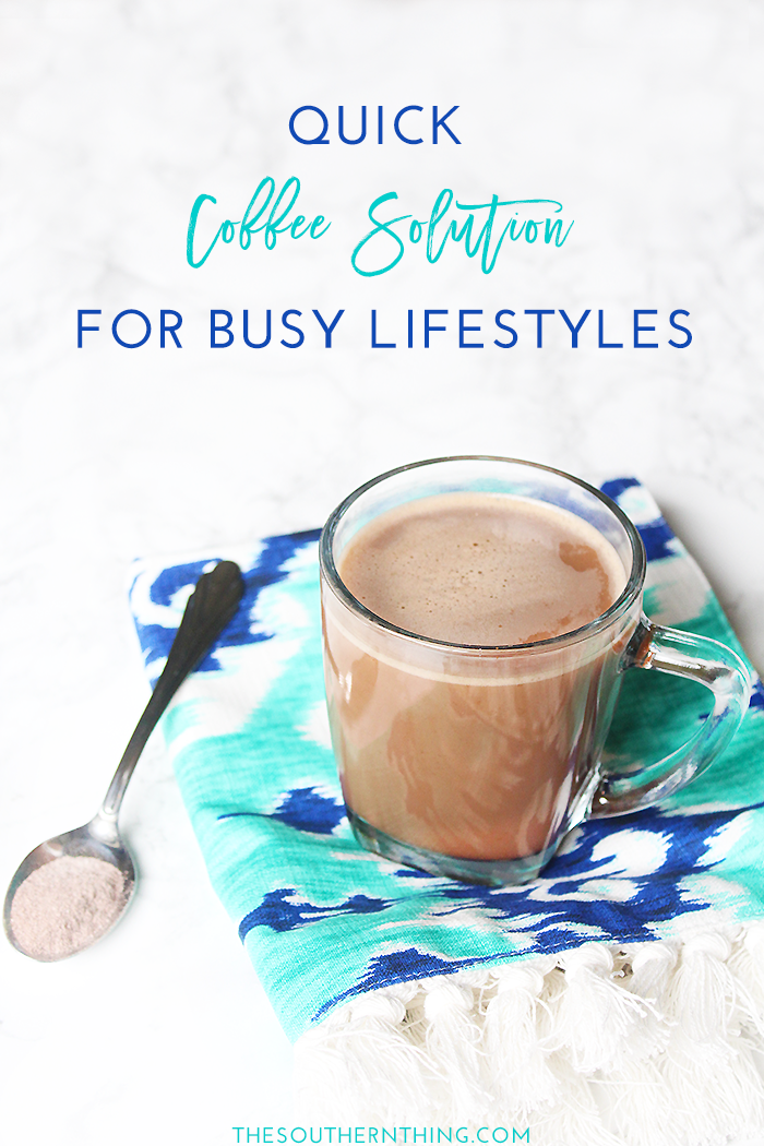 Quick Coffee Solution for Busy Lifestyles
