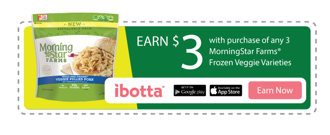 Ibotta Morning Star Farms Coupon
