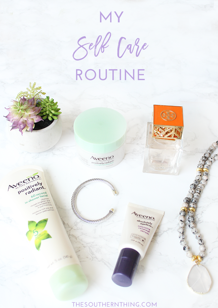 My Moment for Me Self Care Routine + Giveaway