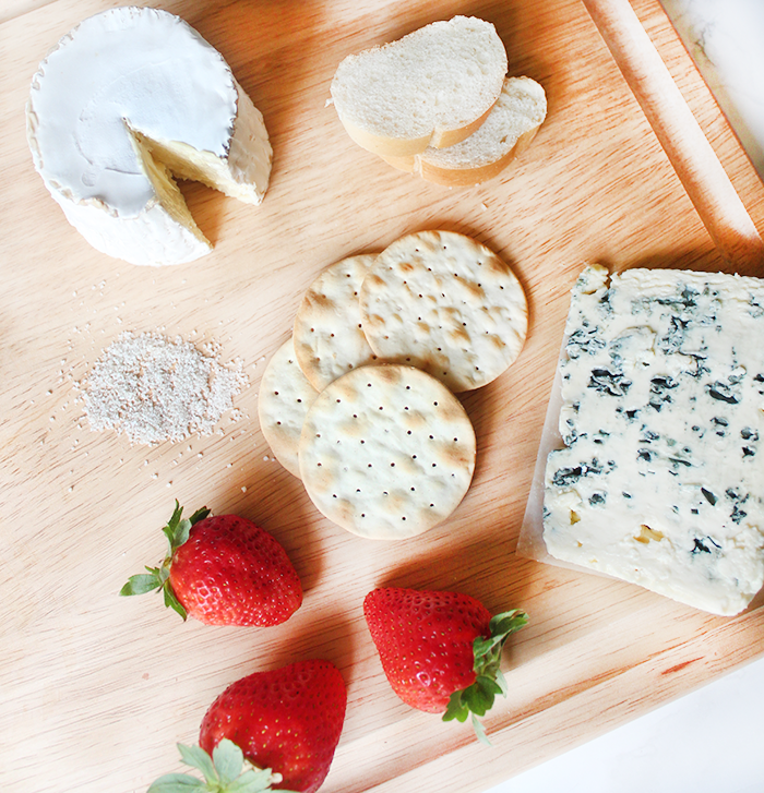 French Inspired Wine and Cheese Board | French Wine and Cheese Pairings