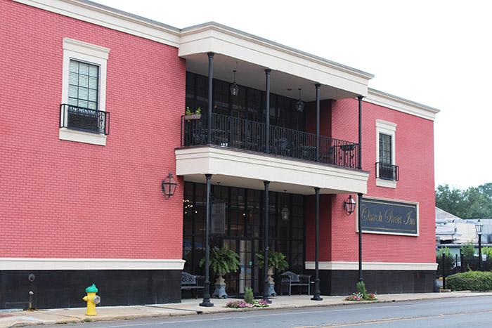 Church Street Inn, Natchitoches, Louisiana
