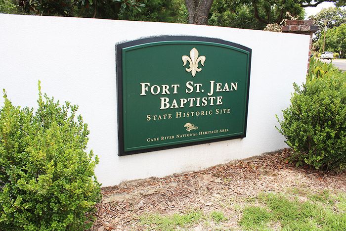 Fort St. Jean Baptiste Natchitoches, LA - The Ultimate Natchitoches Travel Guide: Where to Eat, Stay, & Play