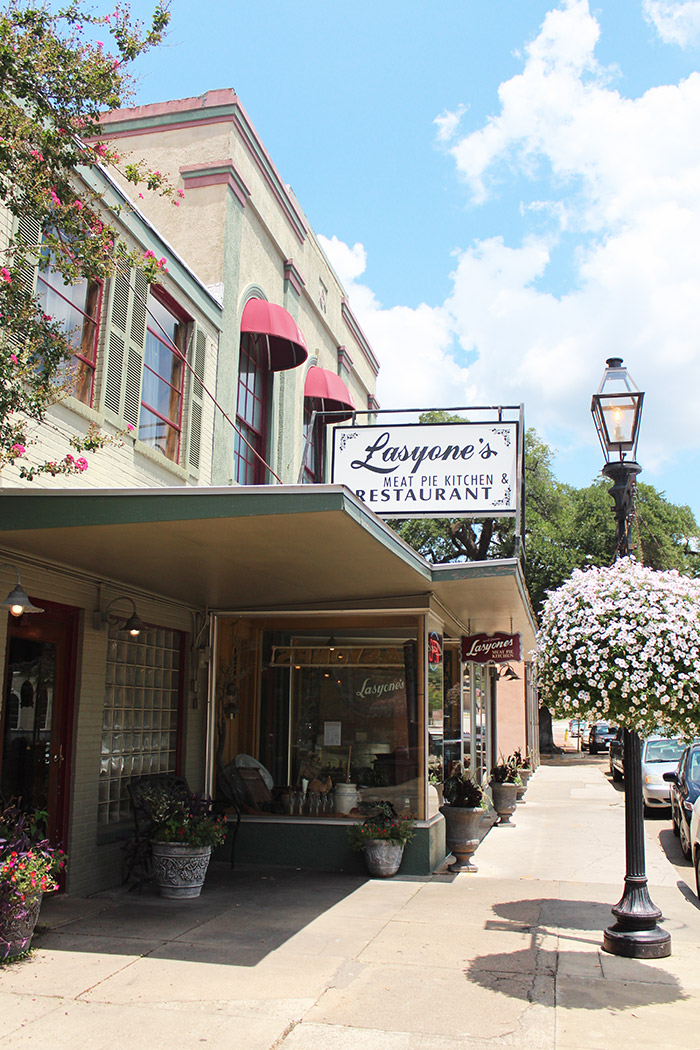 Lasyone's Meat Pie Restaurant - The Ultimate Natchitoches Travel Guide: Where to Eat, Stay, & Play