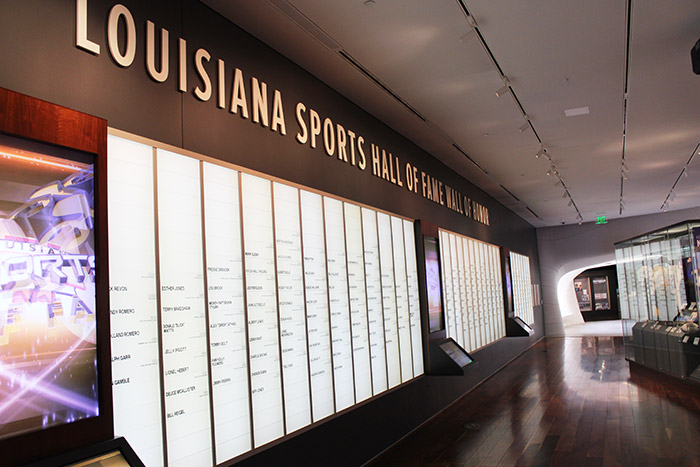 Louisiana Sports Hall of Fame Natchitoches, LA - The Ultimate Natchitoches Travel Guide: Where to Eat, Stay, & Play