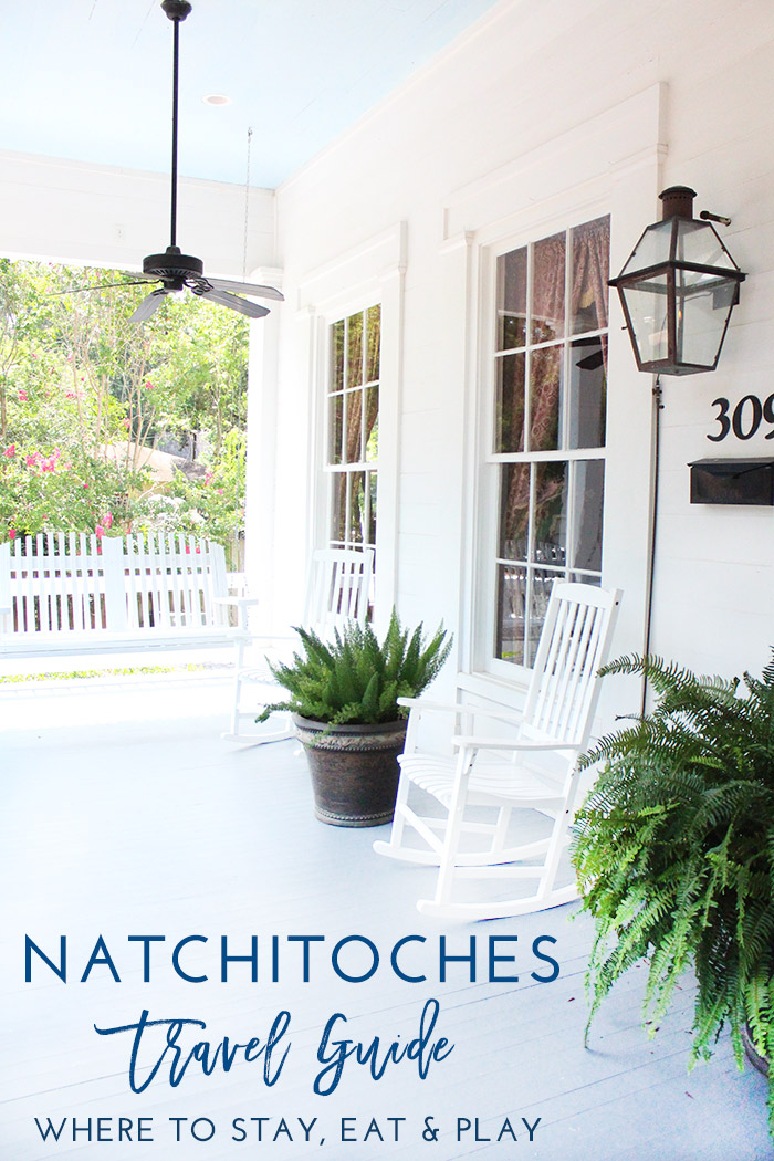 The Ultimate Natchitoches Travel Guide: Where to Stay, Eat & Play in Natchitoches, Louisiana