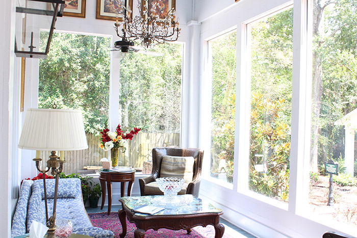 Samuel Guy House Bed & Breakfast, Natchitoches Louisiana